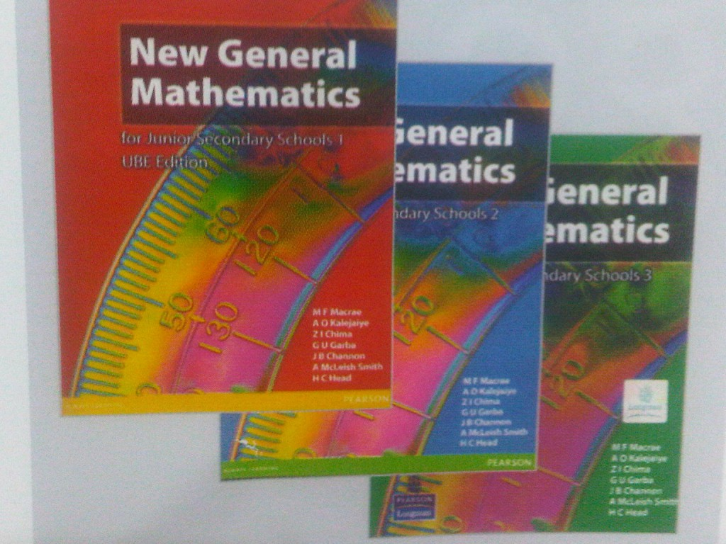 New General Mathematics Book 3 With Answers